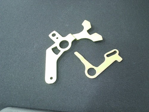 Car Door Levers